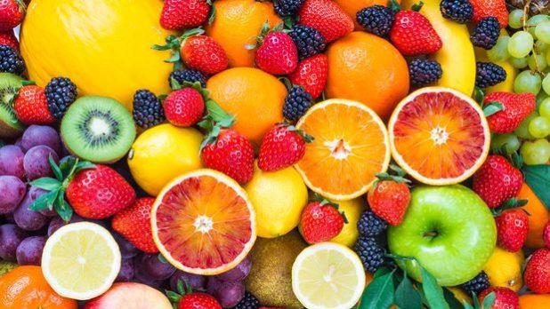 Sebzelerin ve meyvelerin kalorili içeriği 82